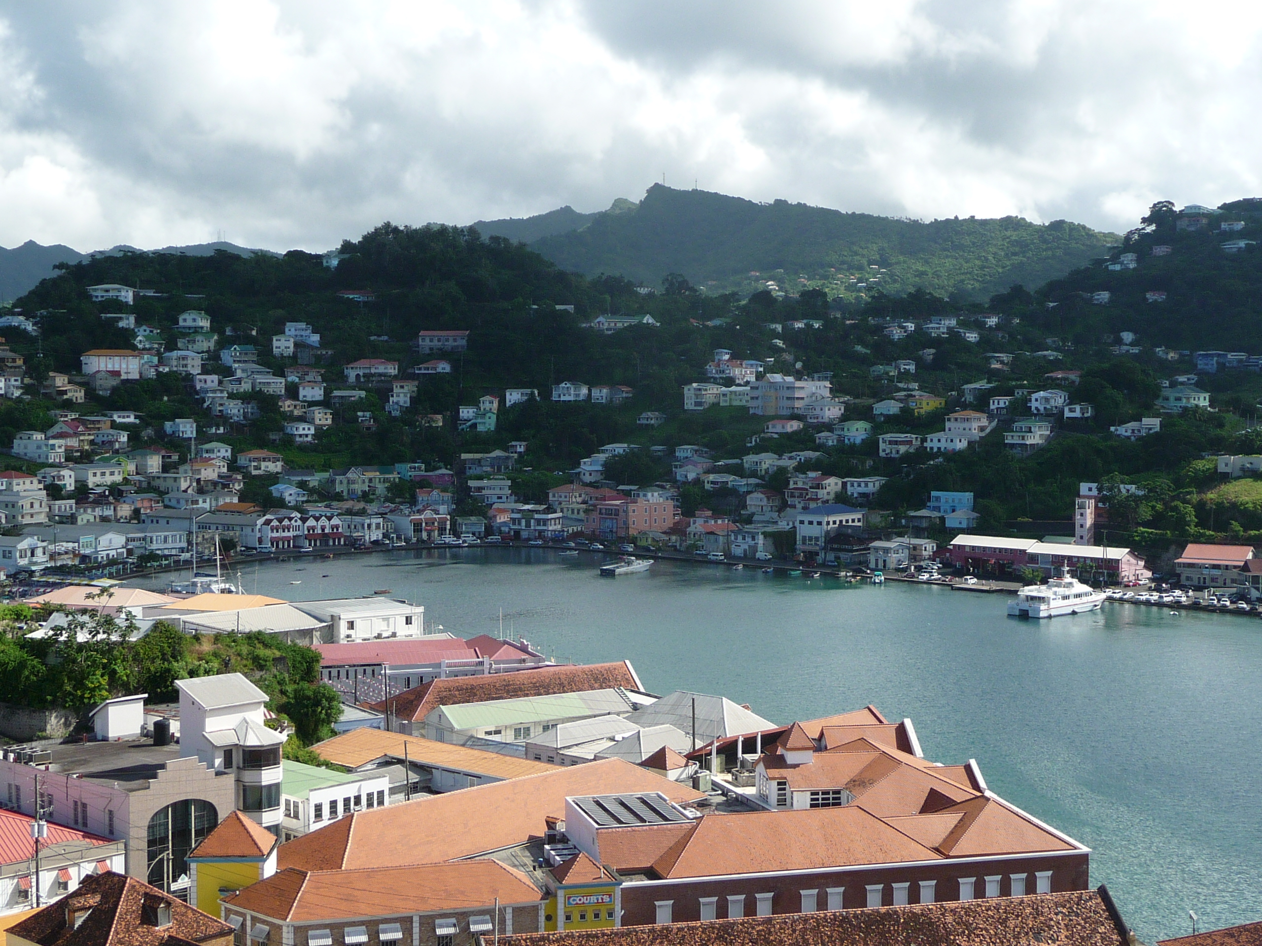 carenage - Grenada