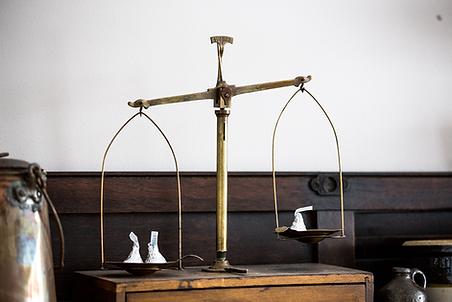 Judge's Scale