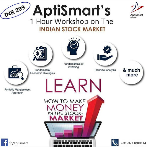 Workshop on Indian Stock Market