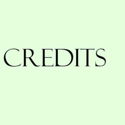 10 Credits - Add on