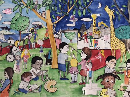 Season 1 Episode 7 UNICEF Rights Respecting Schools: safe and inspiring places to learn