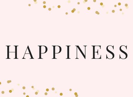 #DailyWritingChallenge: Happiness