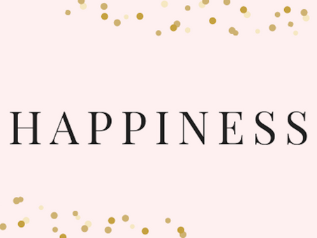 #DailyWritingChallenge: Happiness