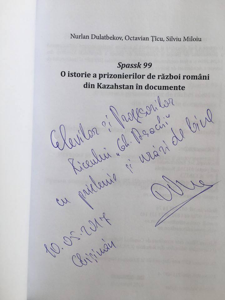octavian ticu autograf spassk 99
