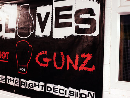 Season 1: Episode 1 - Gloves not Gunz: Why all our children are worth fighting for, with Pete O'Shea