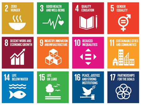 Season 1 Episode 3: The Sustainable Development Goals: with John Rolfe MBE