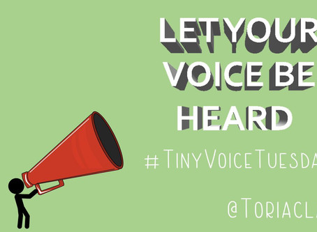 #TinyVoiceTuesday – The Questions Asked and Answered