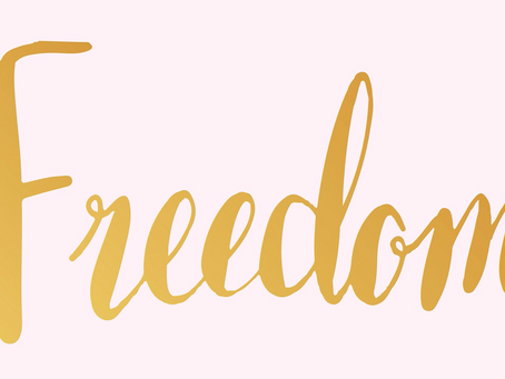 #Dailywritingchallenge: Freedom