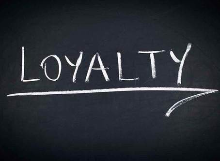 #DailyWritingChallenge: Loyalty