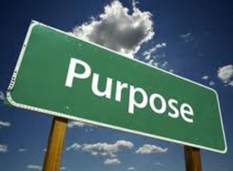 #DailyWritingChallenge: Purpose
