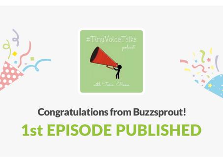 Tiny Voice Talks – The Podcast!