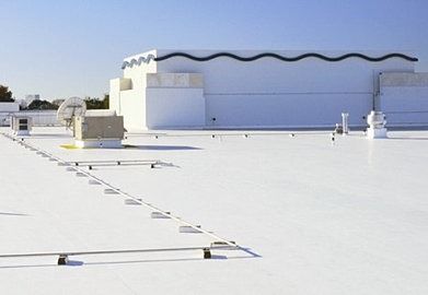 Industrial Commercial Flat Roofing Mississauga Iml Roofing