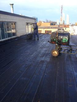 Bur Roofing System