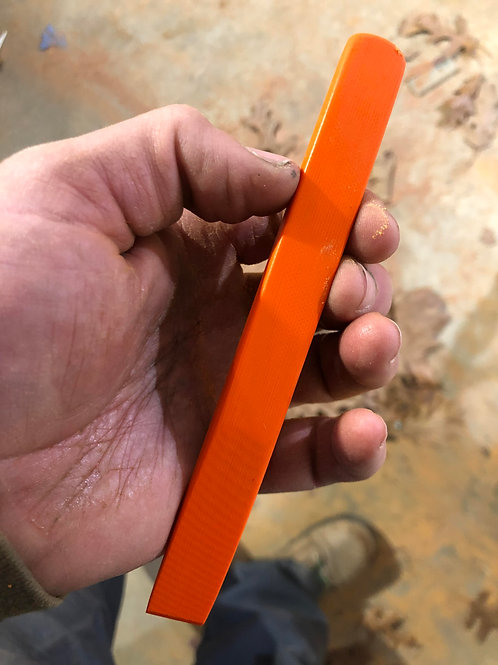 Book Chisel - Hi Vis Orange - SHIPS 3/1/2021