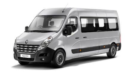 Nova Renault Master