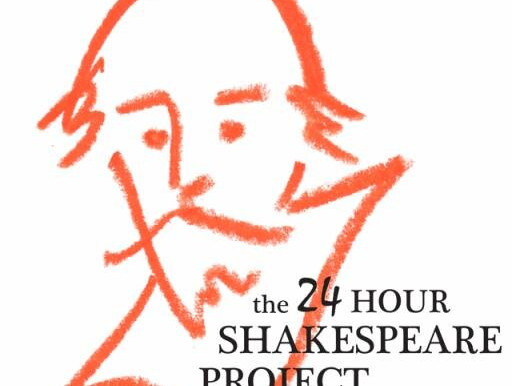 Shakespeare for 24 hours                            By: Gretchen Cobble