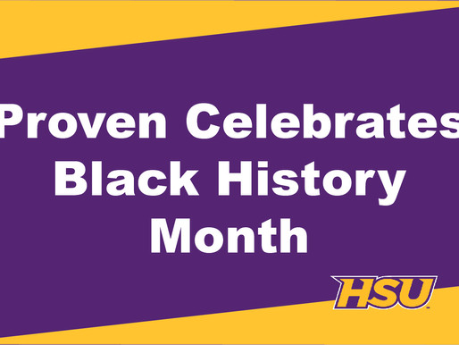 Proven to Celebrate Black History Month with Our Night