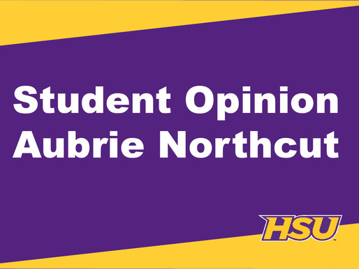 Student Opinion: Aubrie Northcut