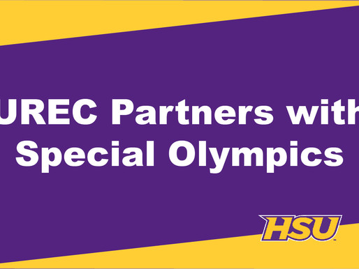 UREC Partners with Special Olympics West Texas to bring Unified Program to HSU
