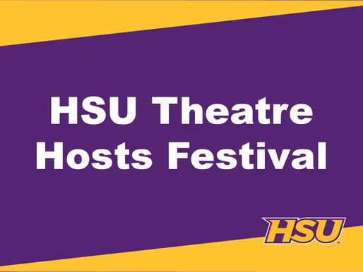 HSU Theatre Program to Host Christian University Theatre Festival