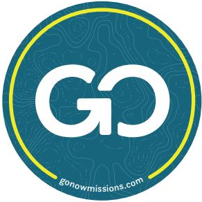 Jordan Edwards and Keziah Chacko on Go Now Missions   By: Gretchen Cobble