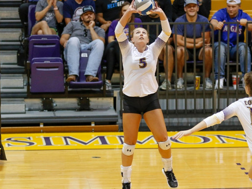 Kicking off the Volleyball Season By: Orel Rhodes