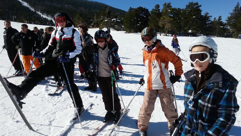 Stage ski 2014
