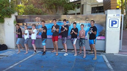 Sortie piscine 2014