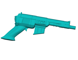 mando heavy blaster