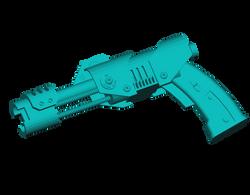 mustafar blaster