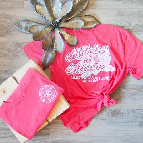 2021 Magnolia Blossom Festival™ T-Shirt