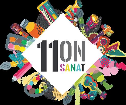 11ON Sanat Logo.png