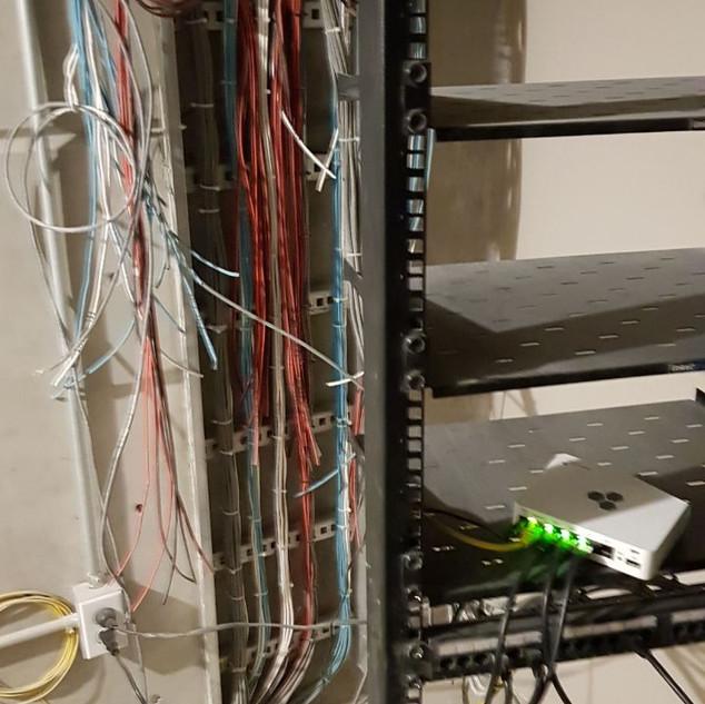 Preparacion rack