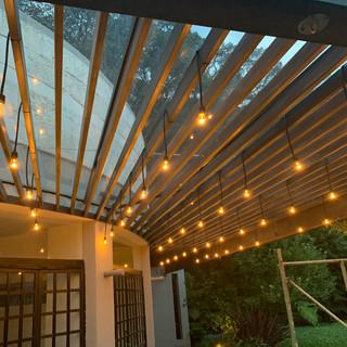 Control de iluminacion exterior