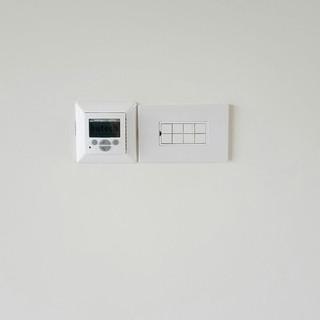 Teclado iluminacion y termostato