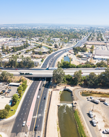 Truxtun Avenue Operational Improvements Project, Bakersfield, CA