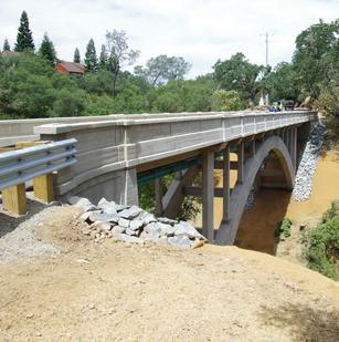 Orangevale Avenue Bridge Rehabilitation, Folsom, CA