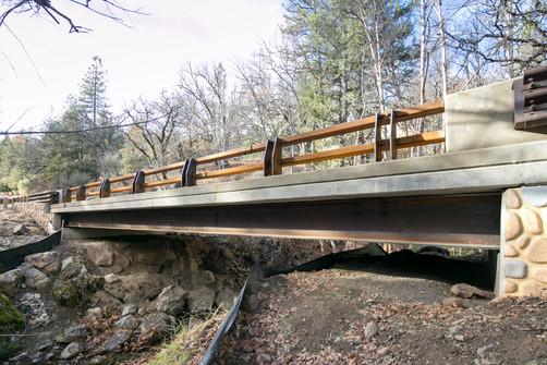 Trinity County HBP (5 Bridges) Design-Build