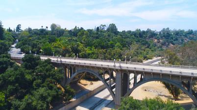 John K. Van de Kamp Bridge Seismic Retrofit