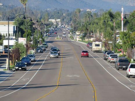 Prospect Avenue Corridor Enhancement | Santee, CA