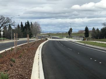 Woodcreek Oaks Boulevard Widening, Roseville, CA