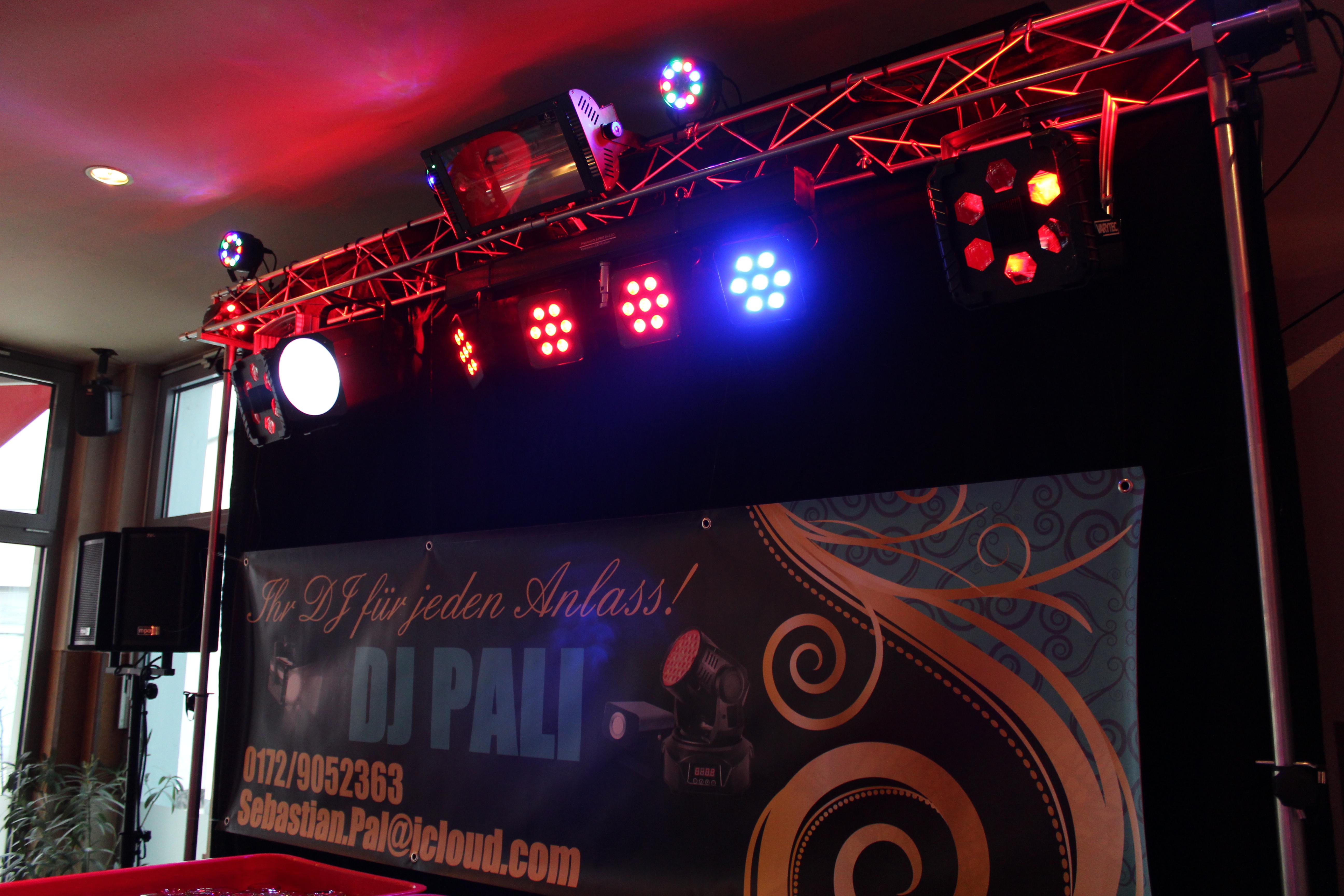 3 Meter truss DJ Pali