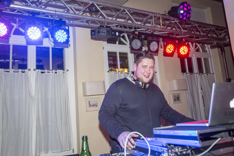 DJ Pali / Sebastian Pal Event DJ