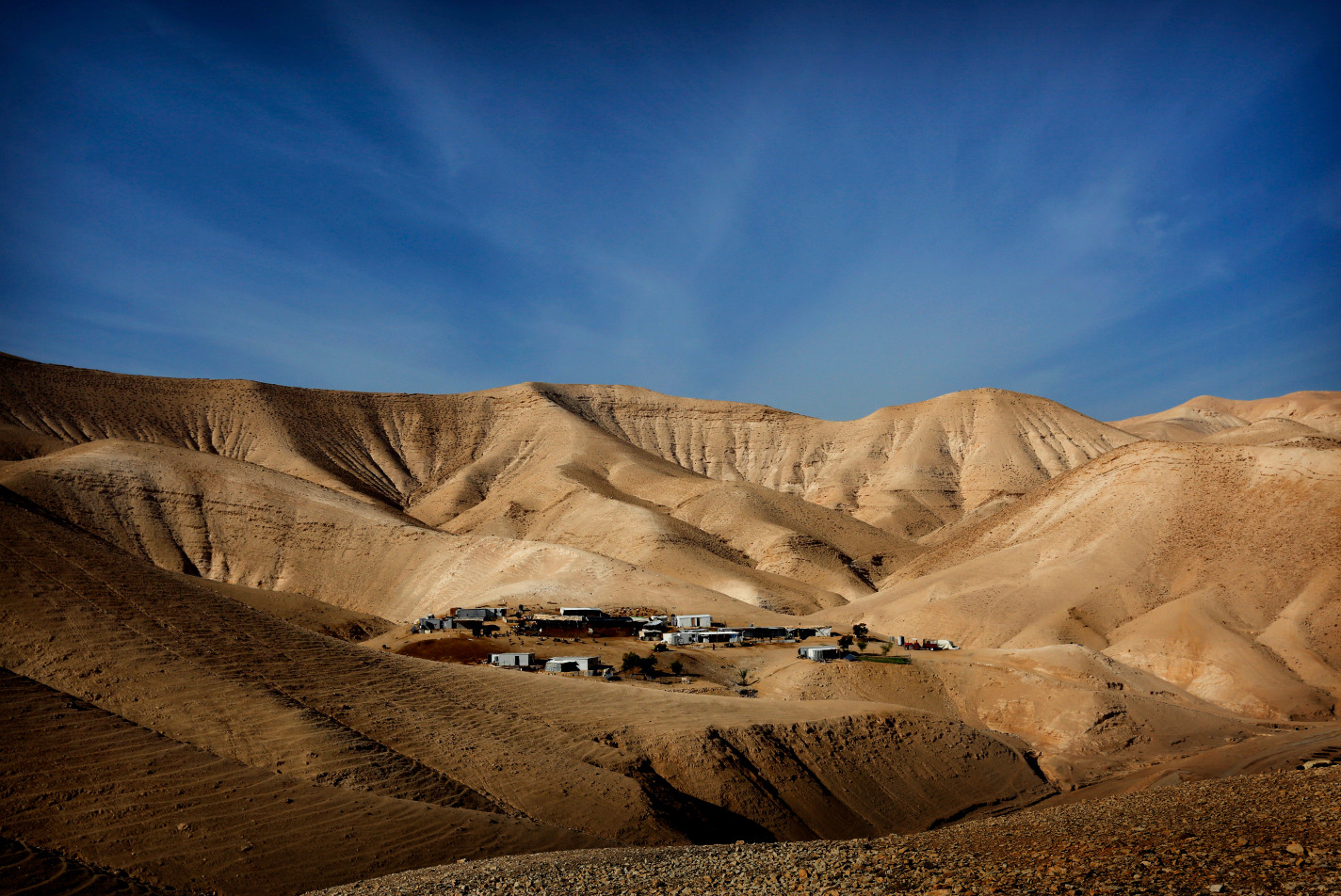WEST BANK BEDOUIN