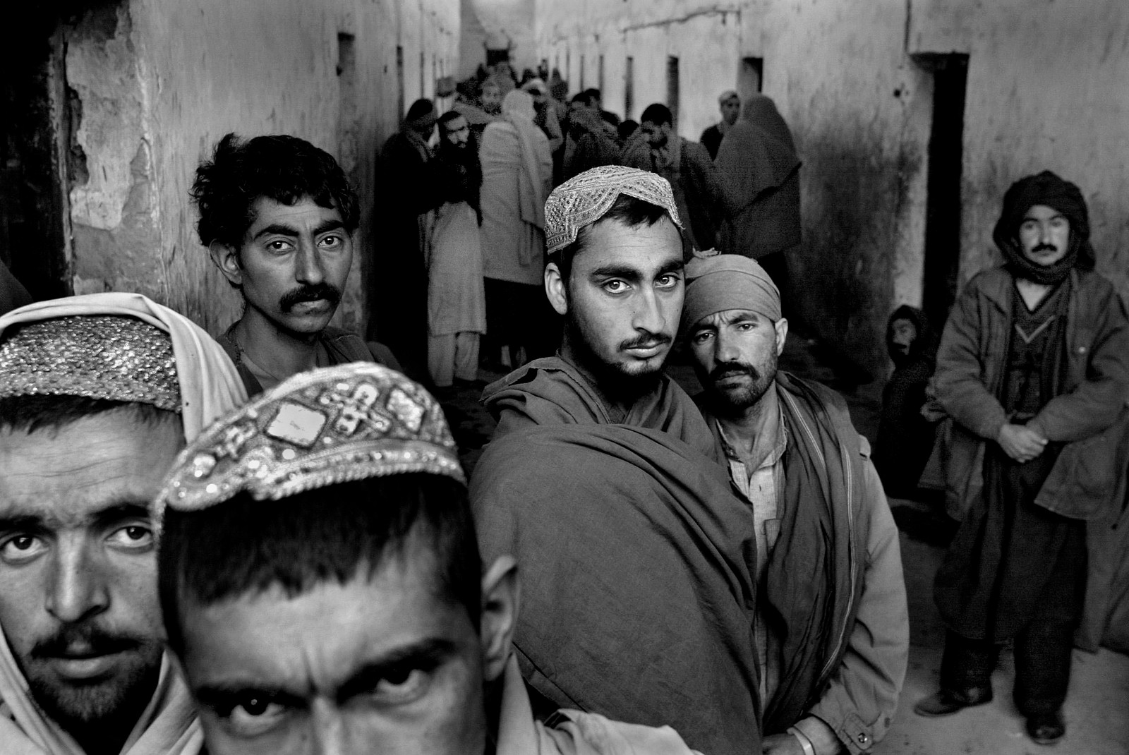 TALIBAN PRISONERS OF WAR