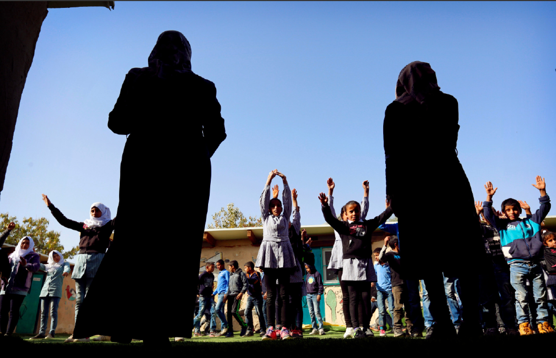 Israel has issued an order for the closure of the Bedouin Al Khan al Ahmar School in the West Bank.