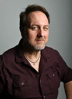 Mitch Benn Portrait Author Photo