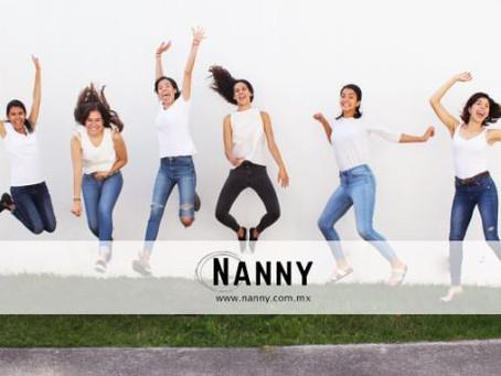 Conoce al equipo #NANNY