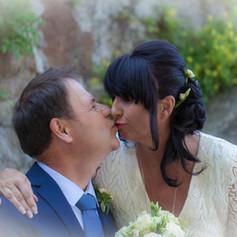 Sabine und Helmut- Hochzeitspanorama