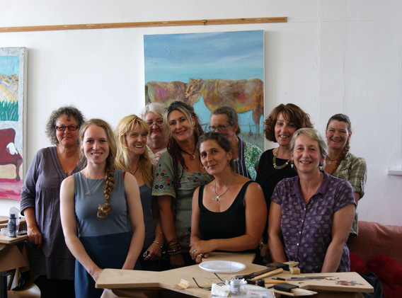 Mining Heritage Inspired Jewellery Workshop with Workers' Educational Association